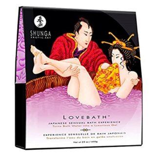 Sensual Lotus Love Bath