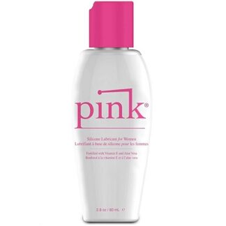 2.8oz Pink Silicone Lubricant