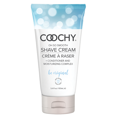 Coochy Shave Cream, Original, 3.4oz