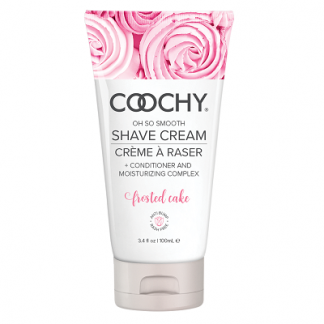 Coochy Shave Cream, Frosted Cake, 3.4oz