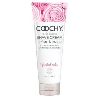 Coochy Shave Cream, Frosted Cake, 7.2oz