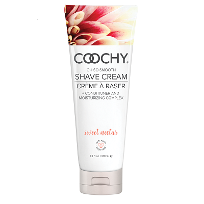Coochy Shave Cream, Sweet Nectar, 7.2oz
