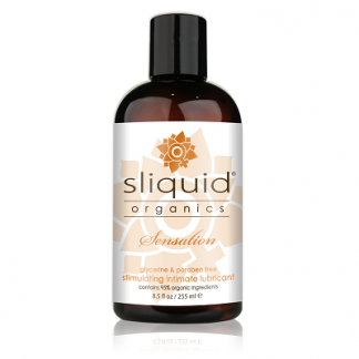 Sensation Sliquid Organics, 8.5oz