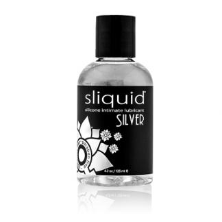 Sliquid Silver, 4.2oz