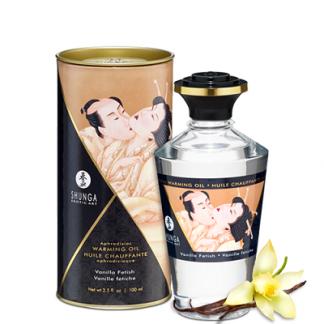shunga aphrodisiac oil vanilla fetish