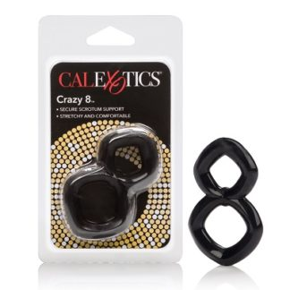crazy 8 ring black
