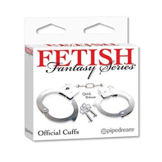 metal hand cuff