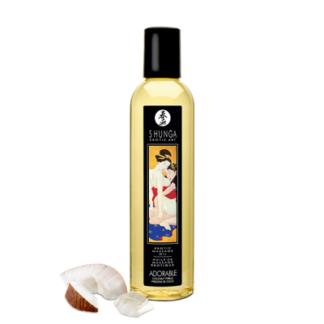 coconut thrills massage oil